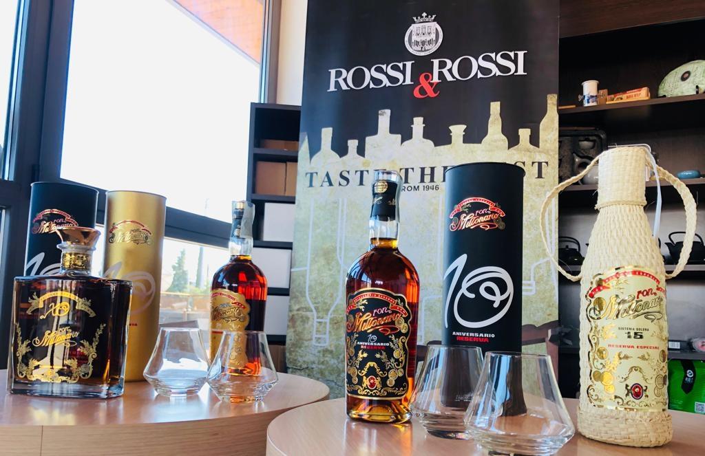 I rum in degustazione