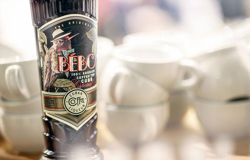 Bébo, il profumo di Cuba in un liquore al caffè