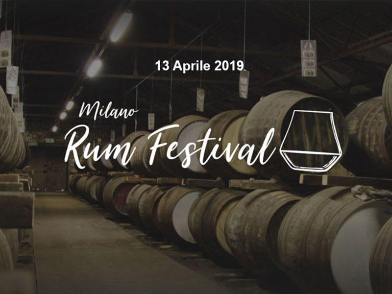 Milano Rum Festival 2019