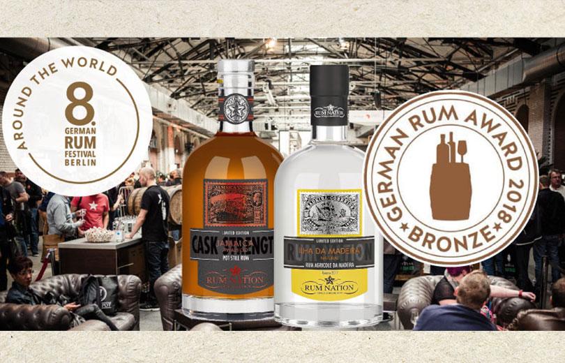Berlino premia le novità Rum Nation