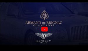 Video Armand de Brignac Champagne meets Bentley