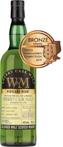 Sherry Cask Malt Highland Heart