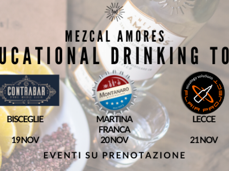 Mezcal Amores Educational Drinking Tour