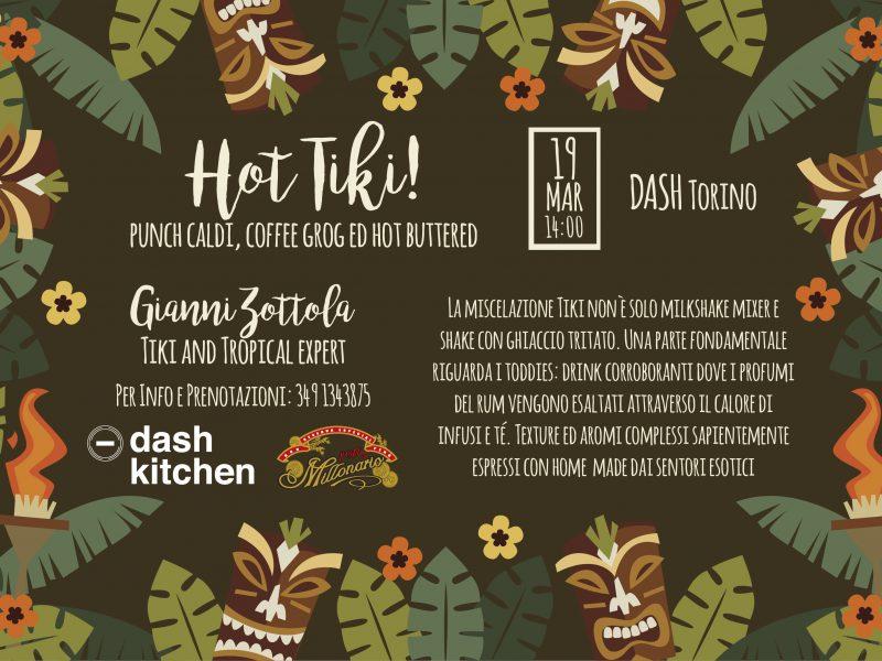 🔥 Hot Tiki!